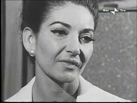 """Interviste a Maria Callas e Pier Paolo Pasolini su """"Medea"""" (da 'Fuori Orario' 26-02-2010)"""
