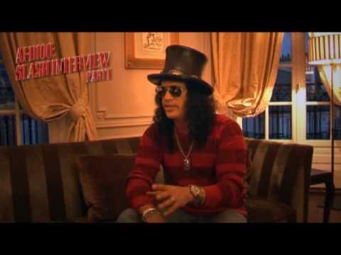 Interview with Slash - Part 1