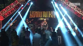 Komunika Music | Hamburger | Konser Bendera Setengah Tiang