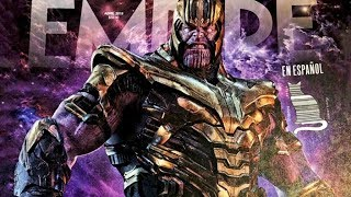 THANOS Offical  FIRST LOOK Avengers Endgame