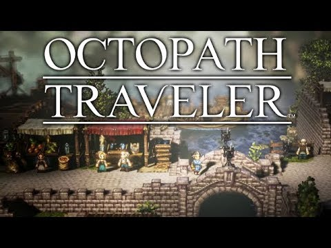 Octopath Traveler - The Journey Continues