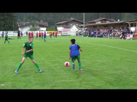 Cordial cup 2017 (U11) FC Augsburg - NŠ NK Krško 3:2* (0:0)