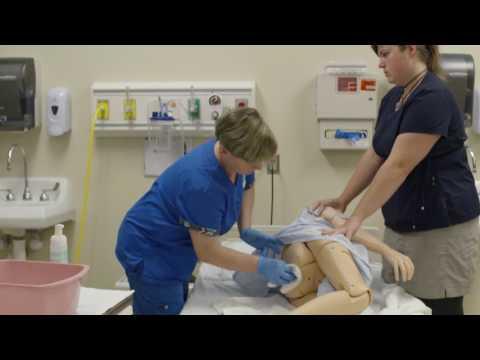 Provides Perineal Care Peri Care For Female