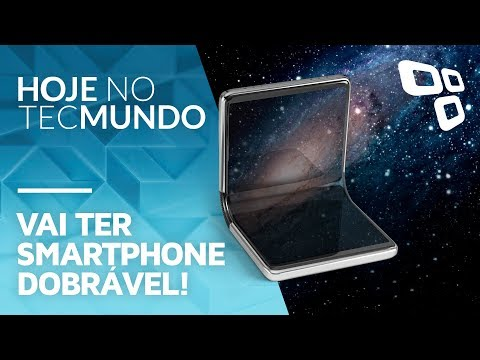 Novos Moto Snaps, smartphones dobráveis da Samsung e mais - Hoje no TecMundo