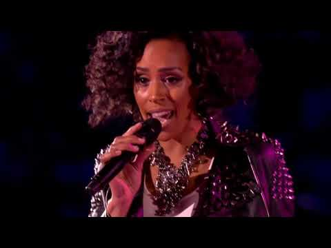 15 Toppers in concert 2016 Whitney Houston Medley.mp4
