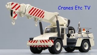 Conrad Terex AT20-3 Pick and Carry Crane by Cranes Etc TV