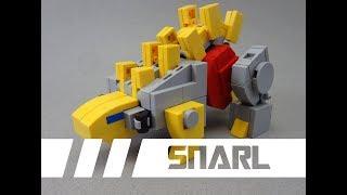LEGO TRANSFORMERS -『G1 SNARL』