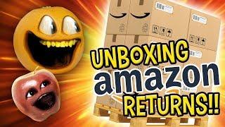 Annoying Orange - Amazon Return Pallet Challenge!