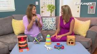 EDUCATIONAL TOYS FOR BABIES | Baby Nuggets with Danielle (Ep 40)