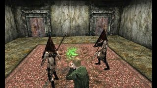 Silent Hill 2 PC - Hard Mode - The Green Hyper Spray