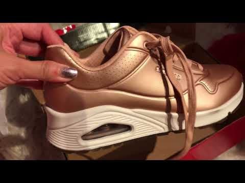 Skechers Uno Rose Bold(Gold) Shoes