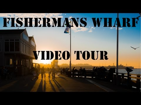 [USA] [San Francisco] Fisherman's Wharf Video Tour Guide