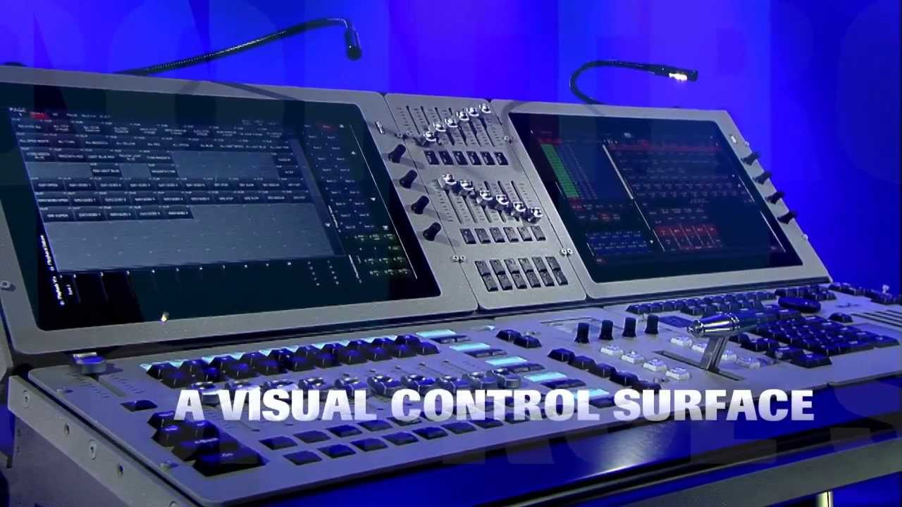 & Martin M6 - More than a lighting console - YouTube azcodes.com