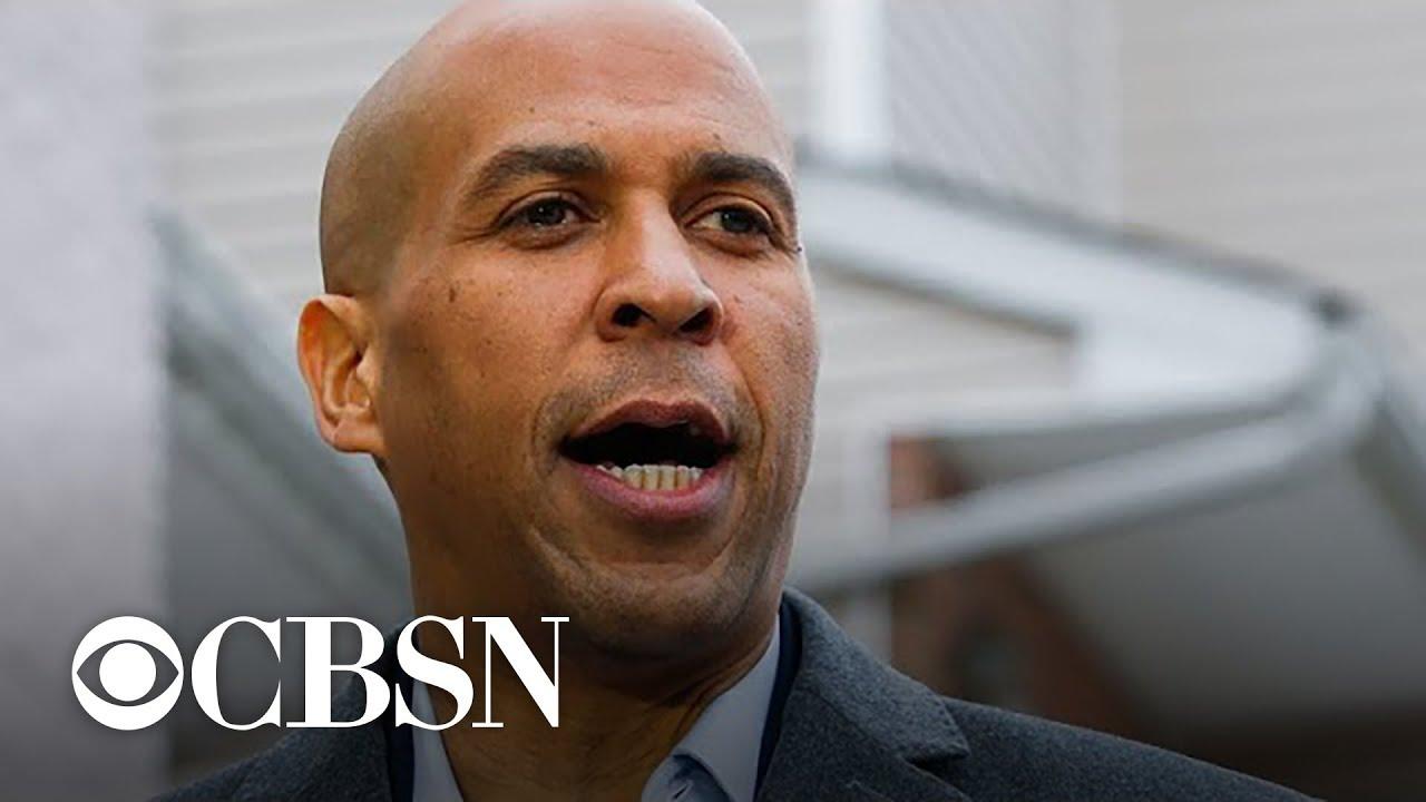 Cory Booker ends 2020 presidential campaign - CNNPolitics