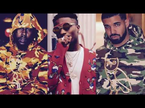 WizKid x Drake x Popcaan - Come Closer/My Chargie (Full Mix)