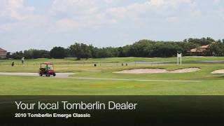 Fairway Golf Carts FL shows off their spec commercial featuring Tomberlin