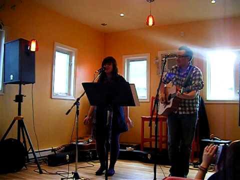 Alycia Hamlyn and Nick Hamlyn-Stuck Like Glue - Sugarland (cover)