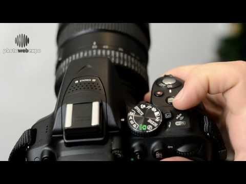 Nikon d5300 как снимать видео