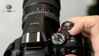 Nikon D5300. Видео тест(В нашем тесте Nikon D5300 мы расскажем об основных отличиях ее от предшественницы и посмотрим, как камера ведет..., 2013-12-29T12:11:51.000Z)