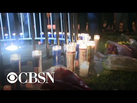 Community mourns California high school shooting victims