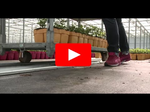 ErfGoedFloor ideal for internal logistics