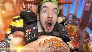 GET OVER HERE!!! | Overwatch w/ Bob and Wade
