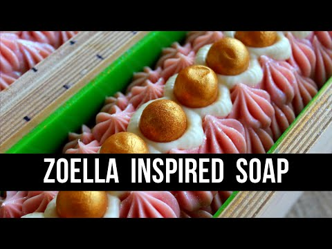 Zoella Inspired Soap | Royalty Soaps
