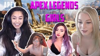 Best Of Apex Legends Girls | Fails, Funny, Rage & Best Moments! #1