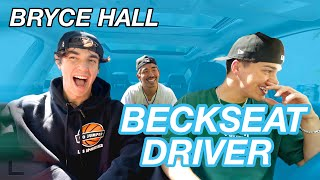 BRYCE ADDRESSES THE RUMORS | Beckseat Driver ft Bryce Hall