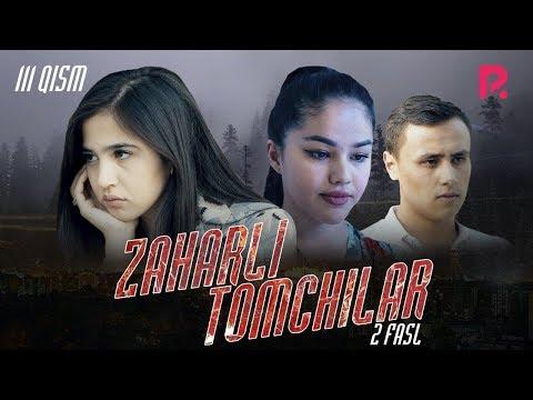 Zaharli tomchilar (o'zbek serial) | Захарли томчилар (узбек сериал) 110-qism