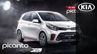 All-New Picanto GT Line 2018