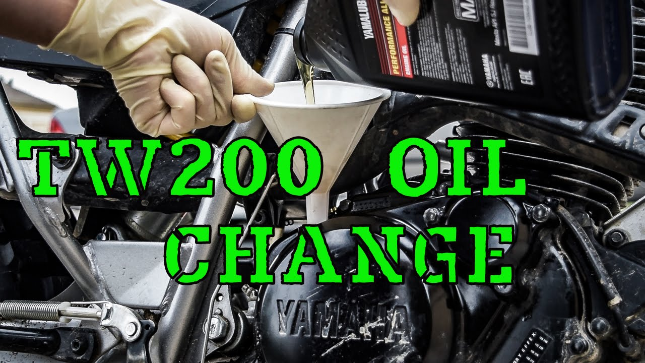 youtube how to change oil
