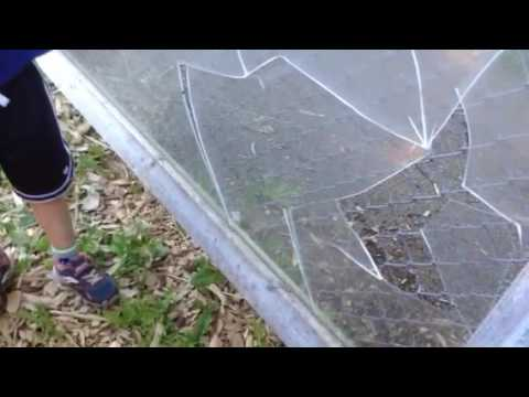 how to fix cracked plexiglass