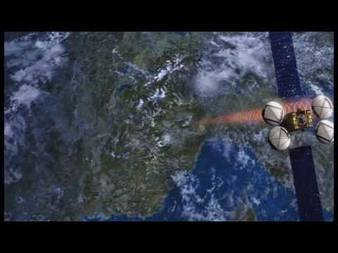 Eutelsat E Il Satellite In Italia