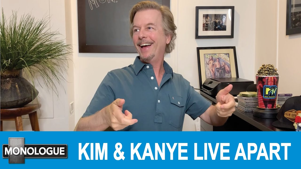 KIM & KANYE LIVING APART - IN THE BUNKER MONOLOGUE (08/03/2020)