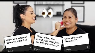 Download Q & A DOING MY MOMS MAKEUP Mp3 and Videos