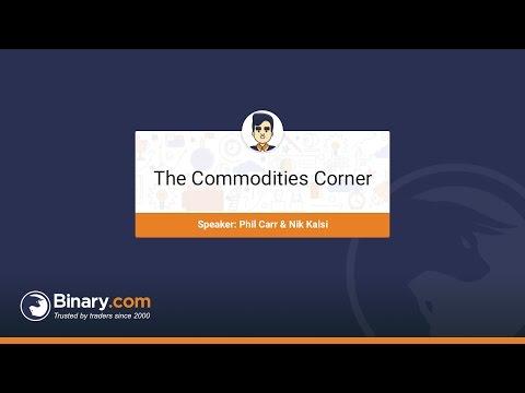 The Commodities Corner - 24 February 2017