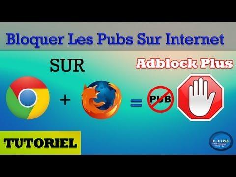 Google blocage elaegypt for Bloquer fenetre pub
