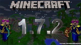 Обзор Minecraft 1.7.2 от Герона