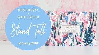 Birchbox X Ohh Deer: Stand Tall