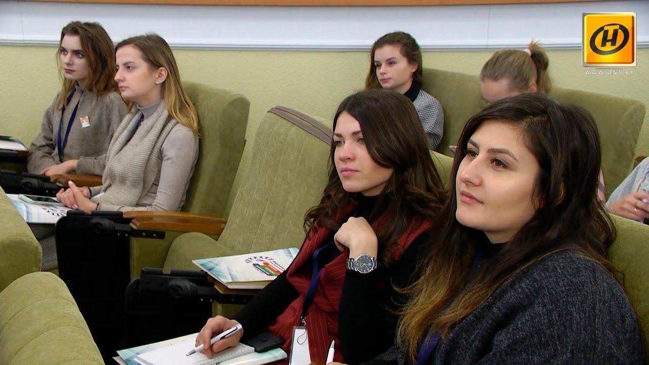 Форум молодых журналистов в Гродно