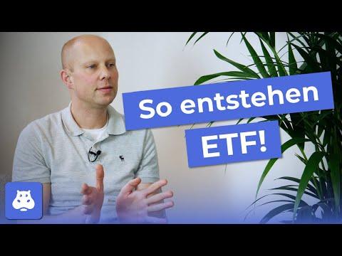 ETF-Experte verrät wie ETFs entstehen: Arne Scheehl von Lyxor im Interview | Teil 1/5 | Finanzfluss