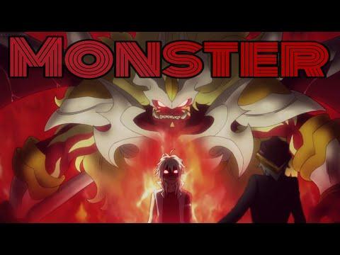 [Beyblade Burst God AMV] Shu Kurenai ~ Monster [HEADPHONES RECOMMENDED 🎧]