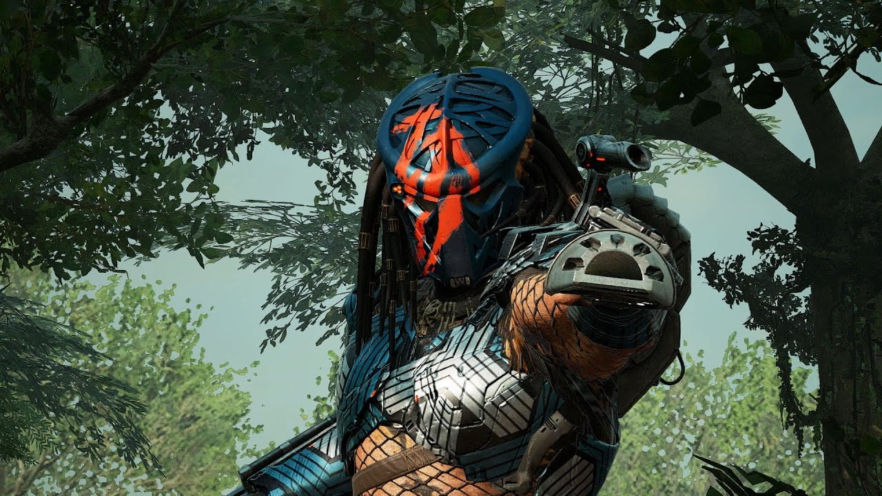 PS4 I Predator: Hunting Grounds 론칭 트레일러