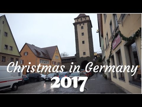 Christmas in Germany 2017