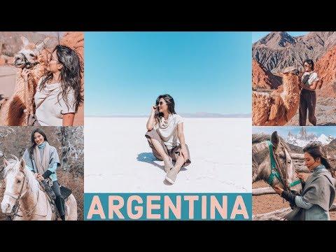 1 Week in Argentina | Nicole Andersson