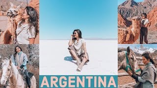 1 Week in Argentina | Nicole Andersson