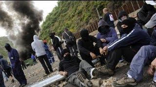 Espagne : la colère des mineurs ne faiblit pas