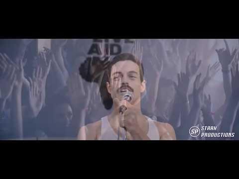 Bohemian Rhapsody - Radio Ga Ga (Live Aid 2/4) [1080P]
