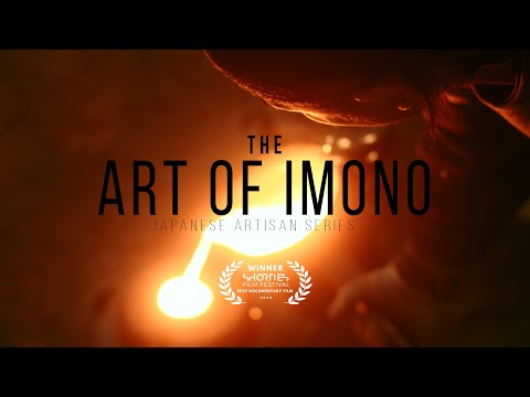 THE ART OF IMONO - Japanese iron casting